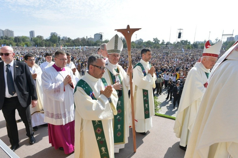 Papa Francisco en Chile: